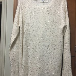 TIME AND TRU Long Sleeve Sweater